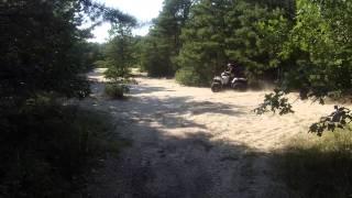 10. 2015 Polaris Sportsman 570sp ~ First Ride