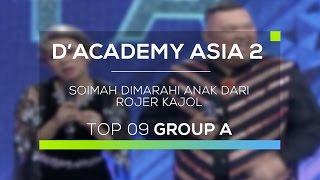 Video Soimah Dimarahi Anak Rojer Kajol (D'Academy Asia 2) MP3, 3GP, MP4, WEBM, AVI, FLV Oktober 2018