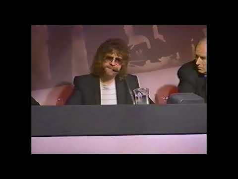 The Beatles - Anthology I (Press conference 1995)