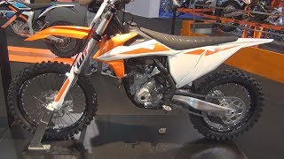 9. KTM 350 SX-F (2019) Exterior and Interior