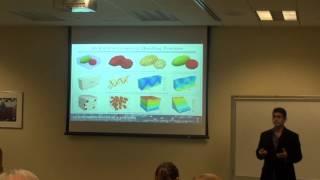 Illinois NanoBio Node - Beckman Grad Seminar 10/31/12 - Modeling Of Microvascular Composites