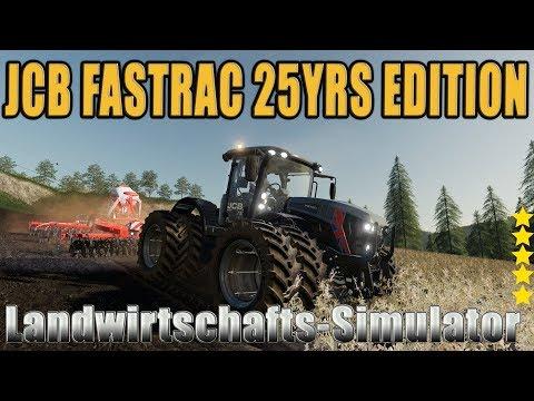 JCB Fastrac 25yrs Edition v1.0