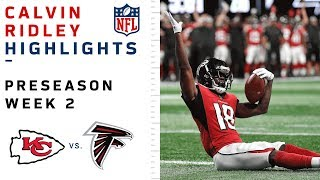 Calvin Ridley Highlights vs. Chiefs by NFL