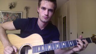 John Legend - You & I aka Nobody in the World (Acoustic Cover by AJ Smith)