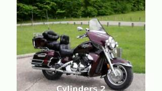 7. 2008 Yamaha V Star 1300 Base - superbike and Features