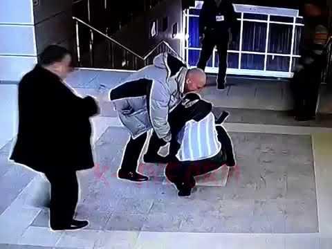 Пьяные разборки полицейских начальников ХМАО