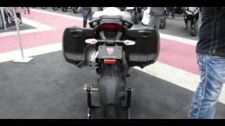 2. 2013 Ducati Multistrada 1200S Touring
