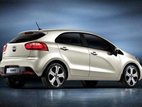 KIA RIO Hatchback auto review [AUTO REVIEW]