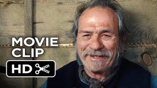 The Homesman Movie CLIP - Money (2014) - Tommy Lee Jones, Hilary Swank Western HD
