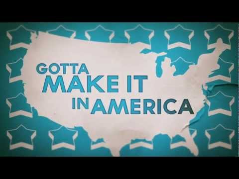 Victorious Cast ft. Victoria Justice - Make It In America (Lyric Video)