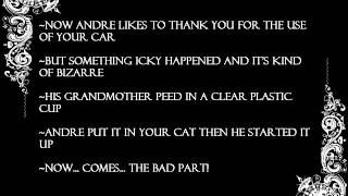 Bad News to Beck Lyrics by Cat and Robbie (Victorious)