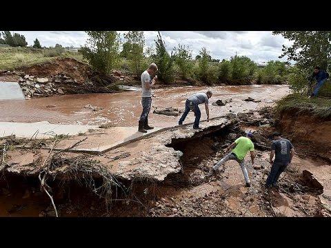 ΗΠΑ: Πολύνεκρες πλημμύρες στη Γιούτα