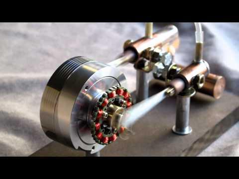 Двигатель стирлинга своими руками альфа