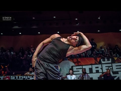 SALAH ENTERTAINER – Amazing Dance Showcase | STREETSTAR 2015