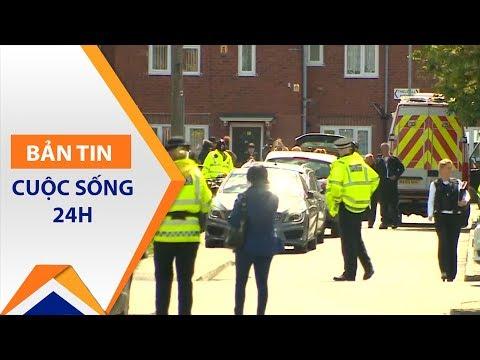 Manchester công bố thủ phạm, IS nhận trách nhiệm | VTC1 - Thời lượng: 71 giây.