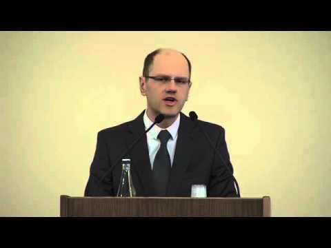 2015 m. Lietuvos mokslo premijos laureato Juliaus Žilinsko kalba