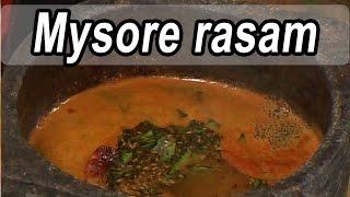 Indian Cuisine   Tamil Food   Mysore Rasam Recipe in Tamil