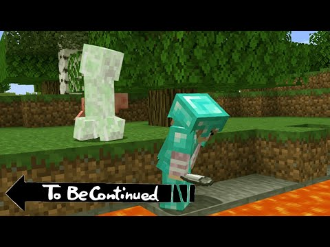 TO BE CONTINUED MINECRAFT #3 Memes by Scooby