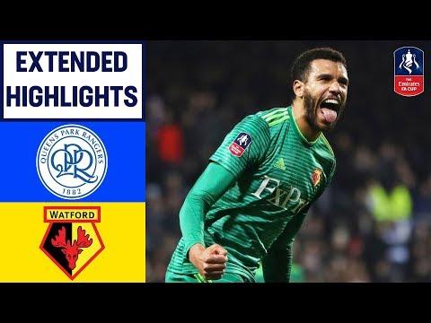 Capoue Strike Sends Watford into Quarter-finals | QPR 0-1 Watford | Emirates FA Cup 2018/19 - Thời lượng: 10 phút.