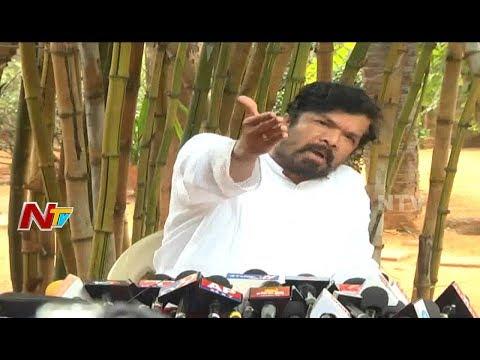 Posani Krishna Murali Reacts on #NandiAwardsControversy LIVE || Press Meet || NTV (видео)