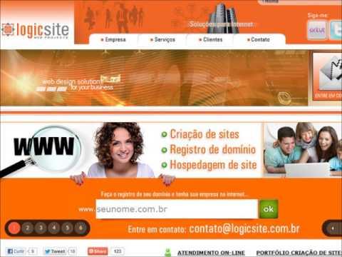 Criação de site em Araporã