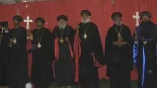 Ethiopian Orthodox Tewahedo Bishops