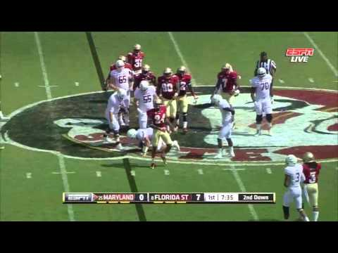 Terrance Smith Sophomore Highlights video.