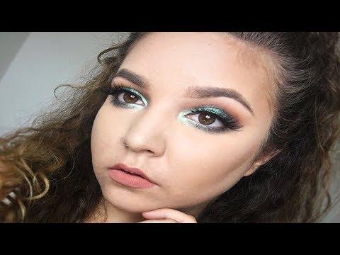 Maquillaje - EASY SUMMER MERMAID MAKEUP TUTORIAL 2017  aletsia29