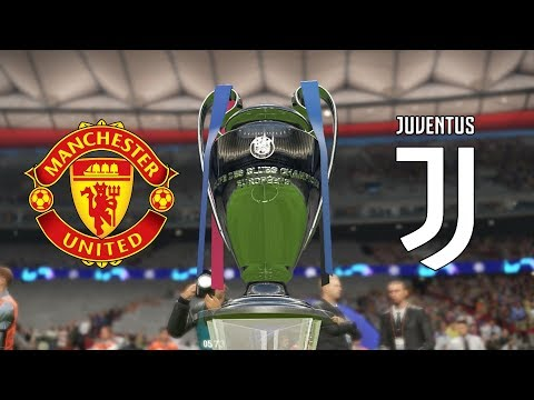 UEFA Champions League Final 2019 - MANCHESTER UNITED Vs JUVENTUS