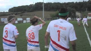 Sarteano Italy  City new picture : Netherlands vs Italy - European Games Sarteano 2015 (Quidditch)