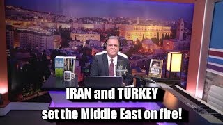 Download Lagu Prophecy Newsbreak! Iran and Turkey set Middle East on fire! Mp3