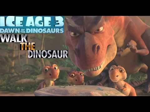 Ice Age 3 - Walk The Dinosaur (extended Mix) - Download Link In Description