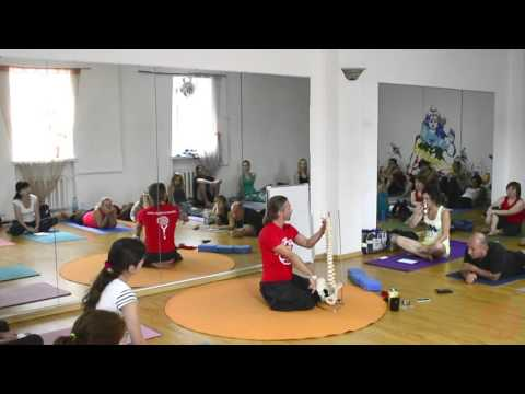 Ишвара-йога. Анатолий Зенченко. О работе мускулатуры тела.