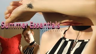 Hi guys! Be summer ready with some DIY  Temporary Tattoos, Plain black choker, Watermelon pillows.I will show you how easy is to make these summer essentials. I enjoyed making this video and all of the projects in here are so useful. We all need a choker, new ways to redecorate our room and who doesnt love tattoos. Send me a pic or video if you are inspired by these cute diys. Share the love ------------------------------------------------------------Lets be friends Twitter -  https://twitter.com/taurusforce27Facebook -  https://www.facebook.com/taurusforce27/Instagram -  https://www.instagram.com/itsmekatia/------------------------------------------------------------The cool music provided by NCS - Disfigure - Hollah! [NCS Release] Go and listen to it https://www.youtube.com/watch?v=m0ZXoiIZ40USupport this amazing team Disfigure➞ Facebook https://www.facebook.com/disfigureoff...➞ SoundCloud https://soundcloud.com/disfigureofficial➞ Twitter https://twitter.com/disfiguremusic