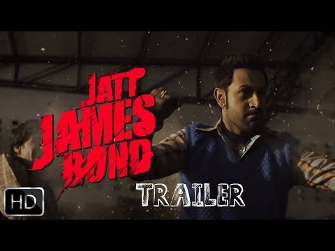 Trailer | Jatt James Bond | Gippy Grewal, Zarine Khan | Releasing on 25th April 2014