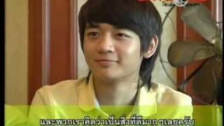SHINee Interview In Satzone Thailand 2009