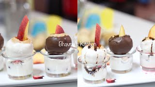 Dessert Golgappas (Chocolate Pani Puri)  Fun Video Recipe | Bhavna's Kitchen