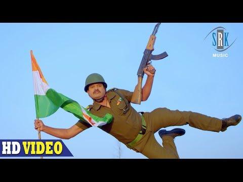 Vande Mataram | Movie Action Scene | Ritesh Pandey, Kallu, Rakesh Mishra, Yash Mishra