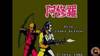 Ashura [Japan] (Sega Master System Emulated) by omargeddon