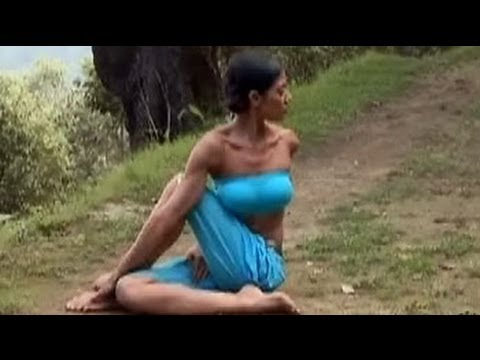 Yoga to cure asthma