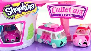 I open the new Shopkins Cutie Cars Drive Thru Diner Playset and Freezy Riders Collection! The diner retails for $19.99 and the three car collection retails for $12.99. I found these toys at Toys R Us!Subscribe to Toy Reviews For You: bit.ly/1CyaPemFollow MeInstagram: http://instagram.com/toyreviewsforyouTwitter: https://twitter.com/ToyReviews4YouFacebook  https://www.facebook.com/pages/Toy-Reviews-For-You/119789888191540Music is from Audioblocks.com and the Youtube Library