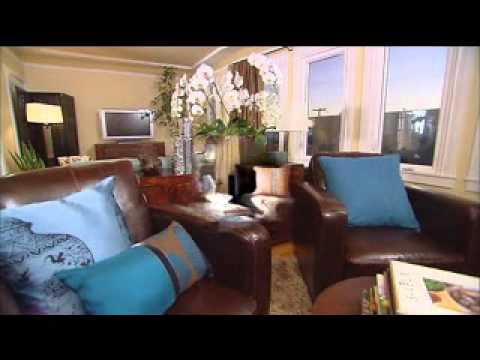 Good Brown and teal living room ideas