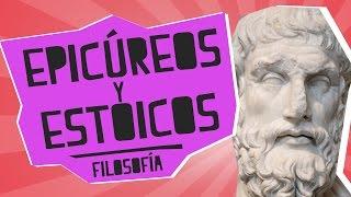 Epicúreos Y Estoicos - Filosofía - Educatina
