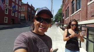 Pottsville (PA) United States  city photos : Yuengling Brewing company, Pottsville, Pennsylvania Drone 2016