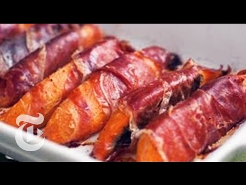Thanksgiving Recipes: Sweet Potatoes With Prosciutto – Mark Bittman