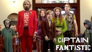 CAPTAIN FANTASTIC Official Trailer