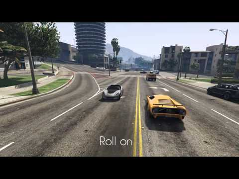 Big Tymers - Get Ya Roll On (GTAV)