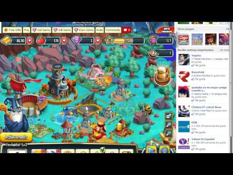 Monster Legends - Capitulo 1 - Pandalf conseguido ;)