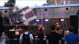 Video Bastardo dentro live Kopřivnice punk for young  26,7,2013