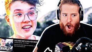 Unge REAGIERT auf Hey Moritz CLICKBAIT?! | #ungeklickt